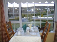 Dining room, Holly Crest Lodge B&B accommodation, Donegal Road, Killybegs, Co. Donegal