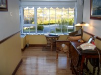Sun lounge, Holly Crest Lodge B&B accommodation, Donegal Road, Killybegs, South West Co. Donegal